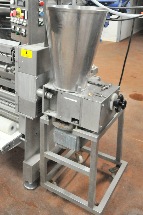 Equipements pour industrie agroalimentaire pates fraiches ...
