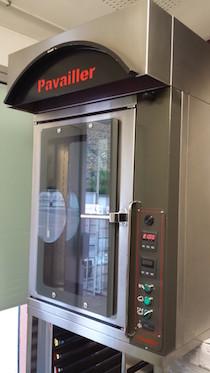 Four pâtissier Pavaillé, révisé, rendu propre et opérationnel