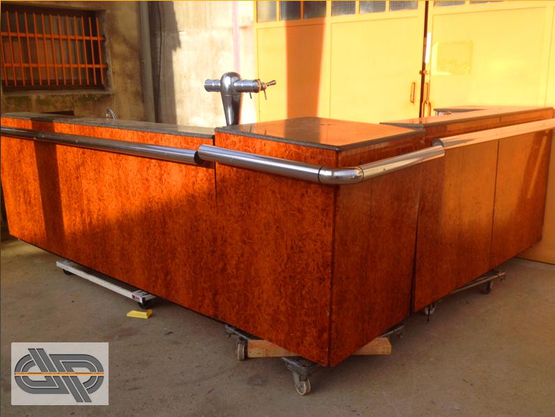 Comptoir de Bar 3m - 4 portes + tirage à bière occasion - VENDU 3402ad27bc60
