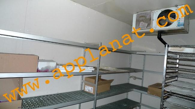 chambre froide d montable n gative avec sol cfi electrolux occasion vendu. Black Bedroom Furniture Sets. Home Design Ideas