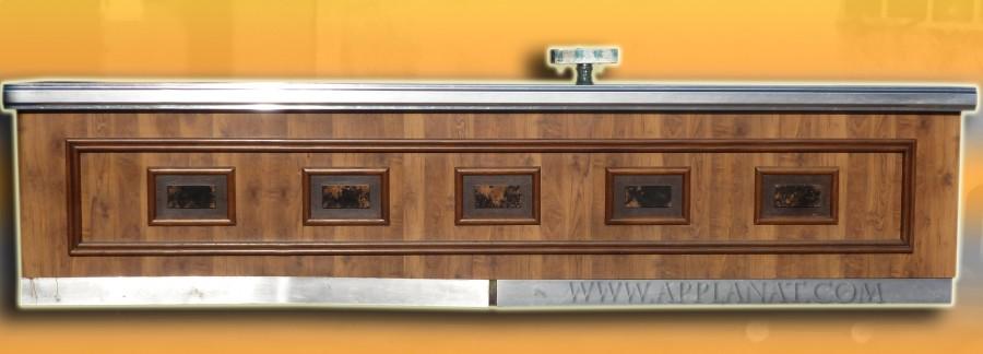 Comptoir de bar meuble bas assorti occasion vendu - Comptoir des cotonniers occasion ...