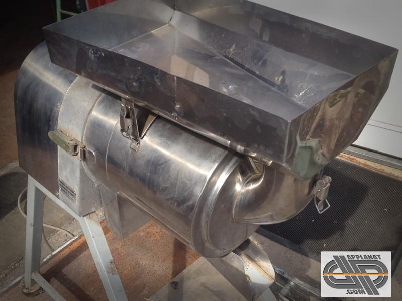 Raffineuse tamis automatique robot coupe occasion vendu - Machine a couper le pain occasion ...