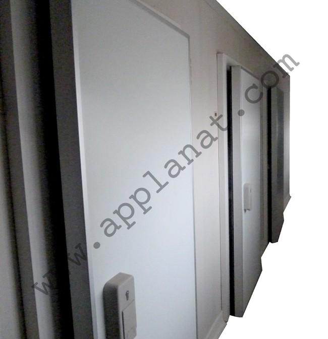 chambre froide positive 3 portes sans sol occasion vendu With ratio dimensionnement chambre froide