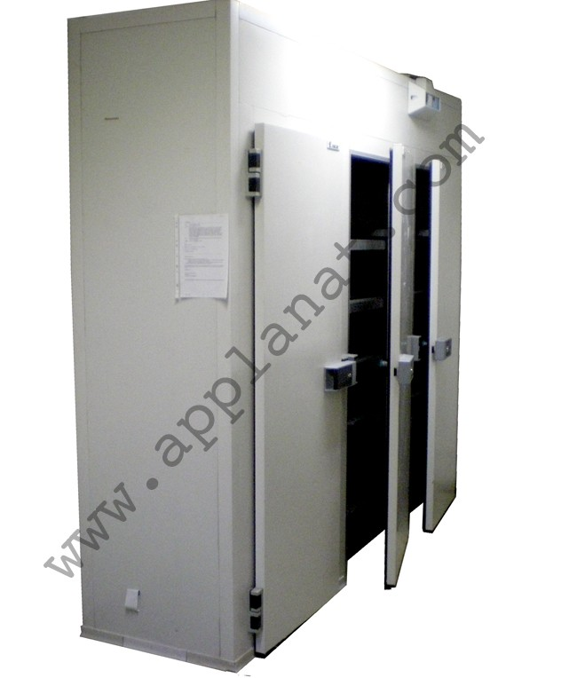 Chambre Froide Positive D 233 Montable 3 89 M3 Isocab