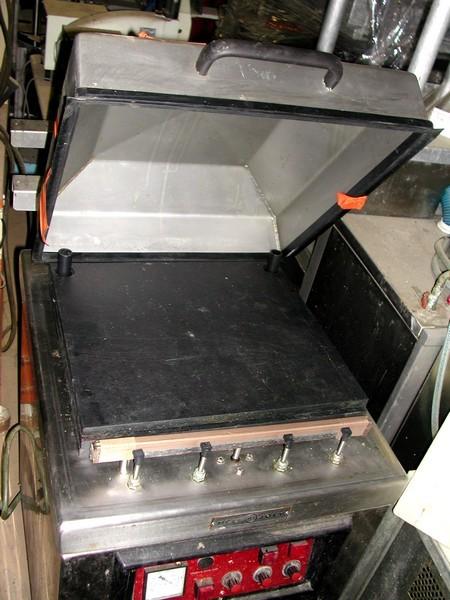 machine emballer sous vide hely joly occasion 2 850 00 ht. Black Bedroom Furniture Sets. Home Design Ideas