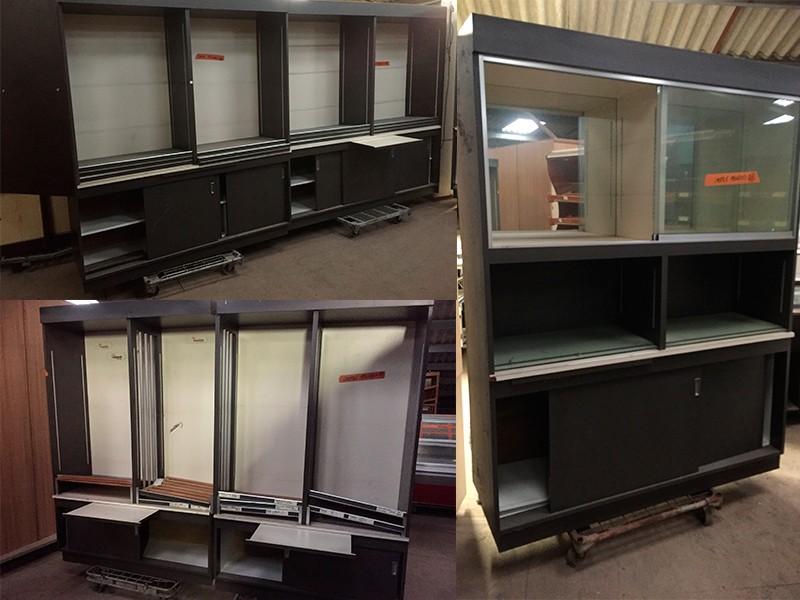 ensemble meubles pour commerce de proximit boulangerie p tisserie picerie fine. Black Bedroom Furniture Sets. Home Design Ideas