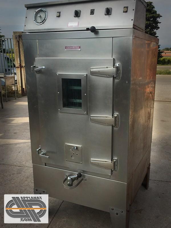 Friteuse haut rendement - Gaz Р2 x 25 litres РCOMETTO S̩rie 1000 ...