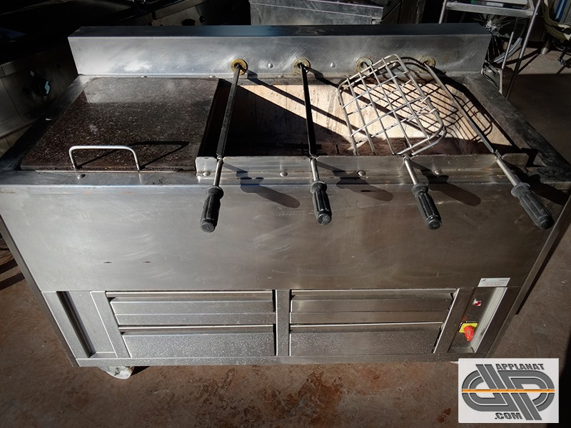 churrasqueria barbecue au charbon de bois portugais j. Black Bedroom Furniture Sets. Home Design Ideas