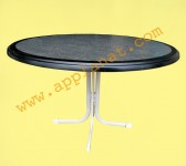 Table ronde plastique diam. 120