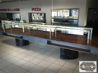 Grand buffet îlot 6m00 Mixte - KING'S BUFFETS – Buffet Z