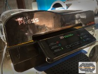 HEAT PRESS - 3D SUBLIMATION ( Machine pour sérigraphies 3d)