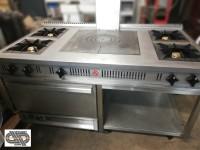 cuisini/ère four Bar.b.q.s friteuse 1-Pack cuisini/ère boulangerie Br/ûleur tubulaire en acier inoxydable de 14 /à 19 de long r/églable en longueur pour la plupart des mod/èles de barbecue /à gaz