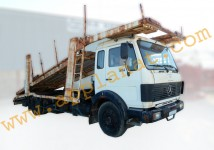 Camion porte voitures Mercedes type 1217R/52