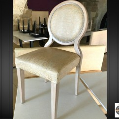 Lot 22 chaises restaurant type gastro