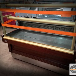 vitrine 2m00 en froid ventil r serve criocabin ergo. Black Bedroom Furniture Sets. Home Design Ideas