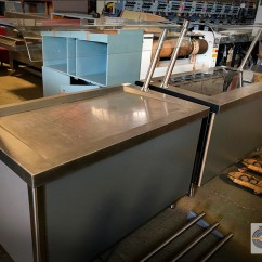 Ensemble meubles self service Chaud & Froid – THIRODE