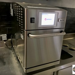 Four compact cuisson rapide (MICRO-ONDE & CONVECTION) Manitowoc Merrychef Eikon E2