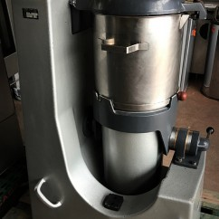 Cutter vertical basculant cuve 35 litres - ROBOT COUPE R40B