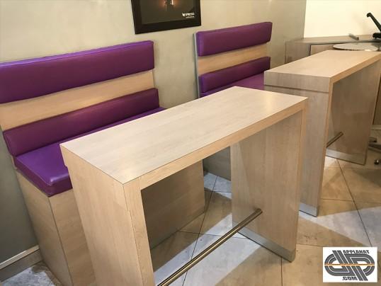 lot mobilier chr design actuel tons bois clair violet occasion nous consulter. Black Bedroom Furniture Sets. Home Design Ideas