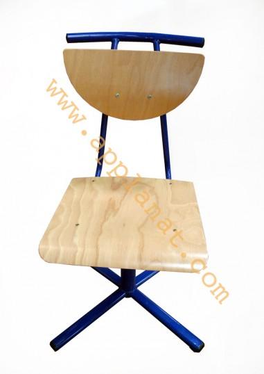 chaise de collectivit coque bois bleue occasion nous consulter. Black Bedroom Furniture Sets. Home Design Ideas