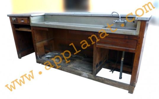 Comptoir non r frig r longueur 3 m tres occasion vendu - Comptoir refrigere occasion ...