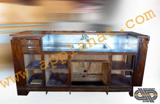 Comptoir non r frig r longueur 2 38 m tres occasion 1 990 00 ht - Comptoir refrigere occasion ...