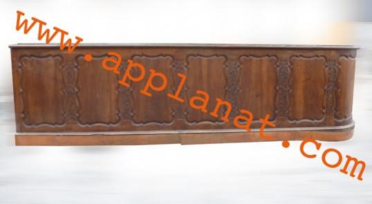 Comptoir de bar r frig r style ancien longueur 4 40 m tres occasion 11 990 00 ht - Comptoir refrigere occasion ...