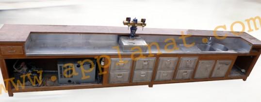 Comptoir de bar r frig r longueur 6 m tres occasion vendu - Comptoir refrigere occasion ...