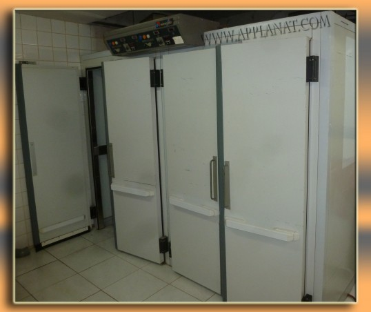 Chambre de pousse contr l e bongard 2 cellules pour 3 for Chambre a pousse