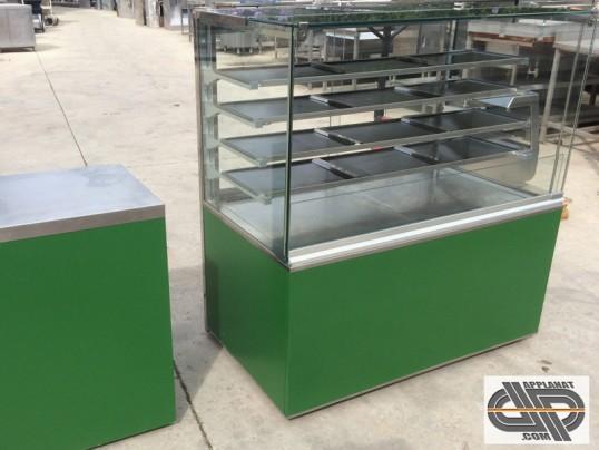 Vitrine croust 39 wich 1m20 meuble caisse occasion vendu for Meuble asiatique occasion