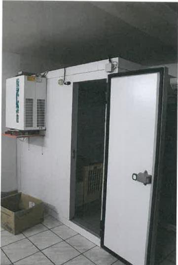 Chambre froide n gative 9m3 pannelli isolanti monobloc - Groupe monobloc chambre froide ...