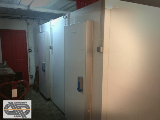 Chambres froides n gative 8m3 monobloc de rigo cibin - Panneaux chambre froide occasion ...