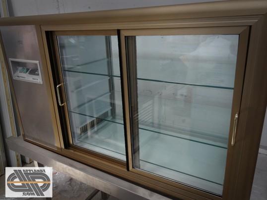 vitrine de comptoir r frig r e 200 l tecfrigo orizont 200 q occasion vendu. Black Bedroom Furniture Sets. Home Design Ideas