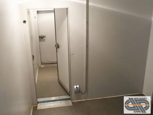 Complexe de chambres froides 12 m2 à 2 zones ( positif et négatif ...