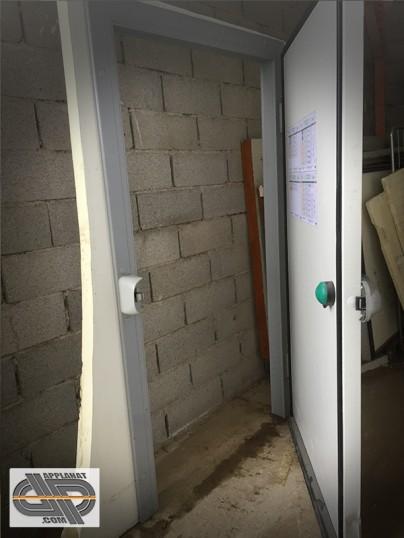 Porte De Chambre Froide : Porte de chambre froide positive dagard occasion vendu