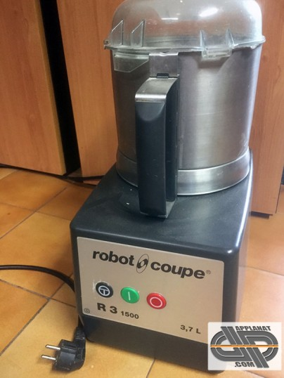 robot coupe r3 cutter de table 3 7 litres occasion vendu. Black Bedroom Furniture Sets. Home Design Ideas