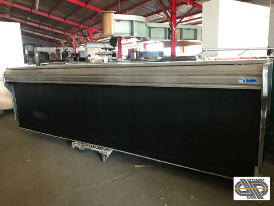 Comptoir De Bar Professionnel 4m00 Renovation Incluse