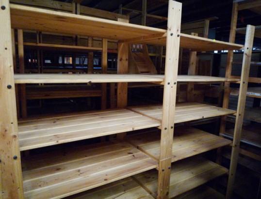 VENDU occasion 5 bois niveaux Etagère 354ALqjR