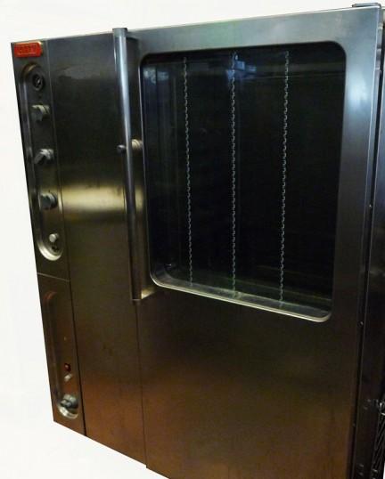 Four poly cuiseur vapeur gaz lobry occasion 6 990 00 ht - Cuiseur vapeur industriel ...