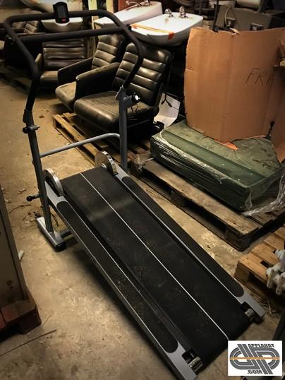 tapis roulant m canique de marche walkexercise lionsfit occasion nous consulter. Black Bedroom Furniture Sets. Home Design Ideas