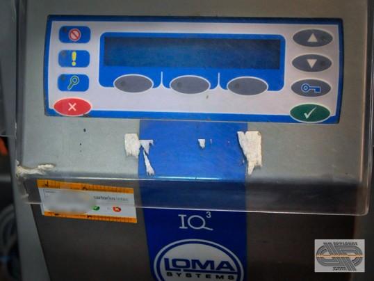 D tecteur de m taux loma iq3 avec tapis convoyeur occasion 7 000 00 ht - Tapis alimentation ovin occasion ...