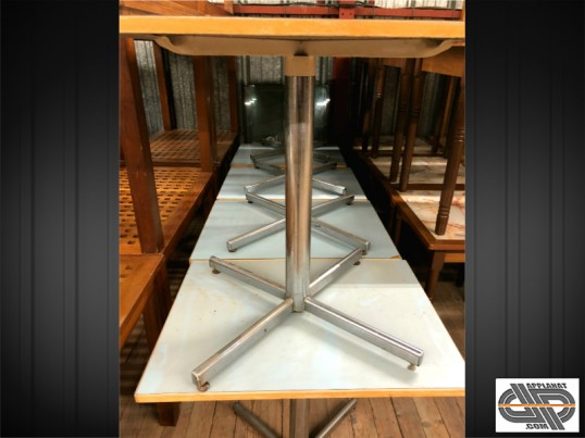 lot tables brasserie occasion professionnel