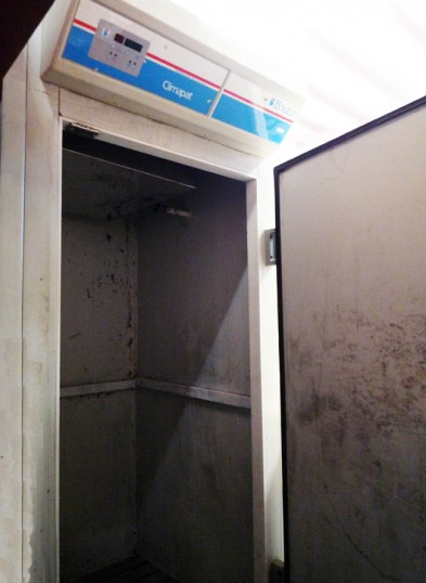 chambre de fermentation contr l e chariots bouton occasion 4 550 00 ht. Black Bedroom Furniture Sets. Home Design Ideas