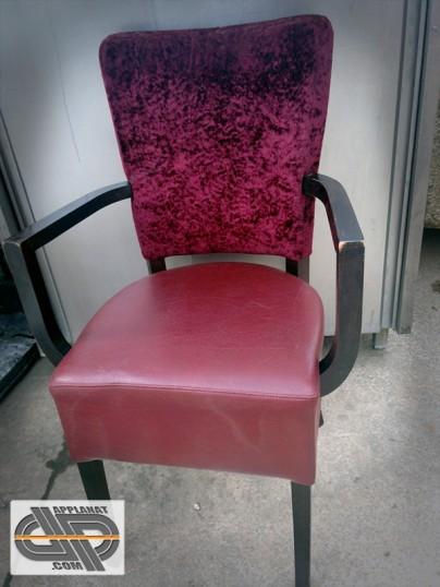 lot de 46 fauteuils chaises bordeau occasion vendu. Black Bedroom Furniture Sets. Home Design Ideas