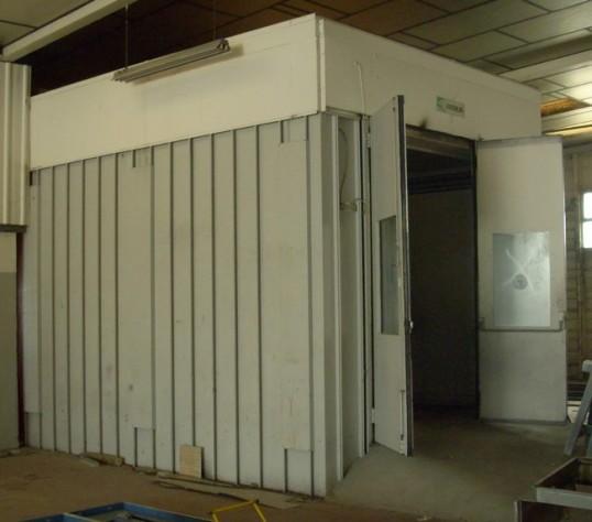 cabine peinture sans fosse kremlin occasion vendu. Black Bedroom Furniture Sets. Home Design Ideas