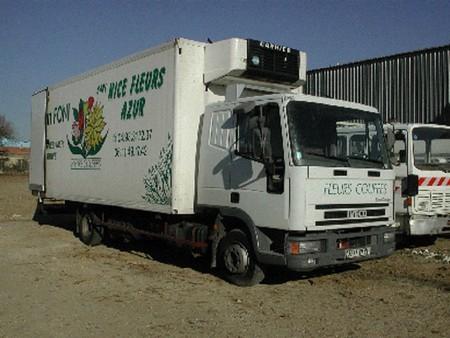 camion iveco caisse frigo vendu occasion vendu. Black Bedroom Furniture Sets. Home Design Ideas
