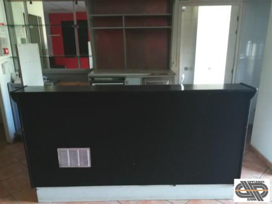 comptoir de bar r frig r 2m00 arri re complet. Black Bedroom Furniture Sets. Home Design Ideas