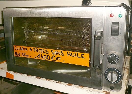 Cuiseur frites sans huile frites au four occasion 1 400 00 ht - Cuiseur frites sans huile ...
