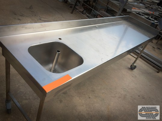 Table du chef 2m60 2600 mm