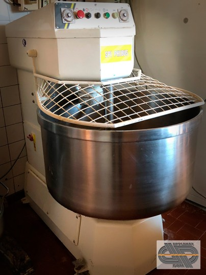 p trin spirale 100kg de farine phebus vmi spi 280 m. Black Bedroom Furniture Sets. Home Design Ideas